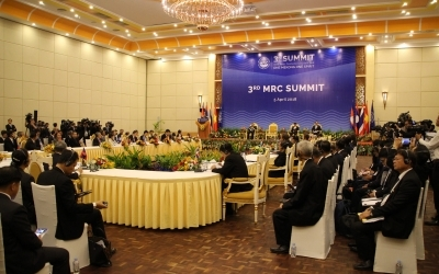 Third Mekong River Commission Summit