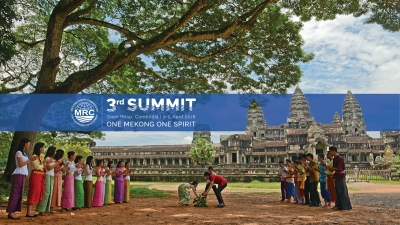 3rd MRC Summit sets out to strengthen joint efforts and partnerships for sustainable development in the Mekong River Basin