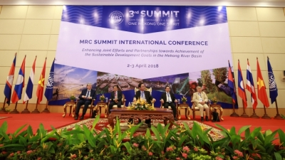 Media Release - International conference recommends priorities for the lower Mekong countries to achieve sustainable development agenda