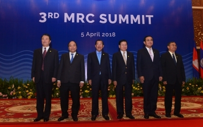 Media Release - Mekong leaders reaffirm the Mekong River Commission's primary and unique role in sustainable development of the Mekong River Basin